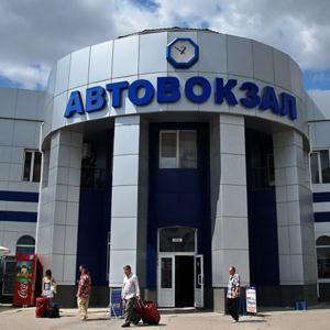 Автовокзалы Петродворца