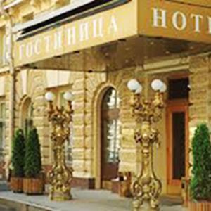 Гостиницы Петродворца