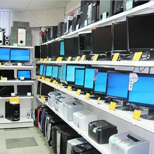 Компьютерные магазины Петродворца