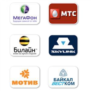 Операторы сотовой связи Петродворца