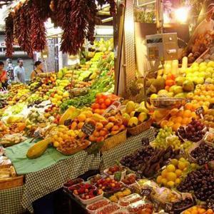 Рынки Петродворца