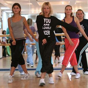 Школы танцев Петродворца
