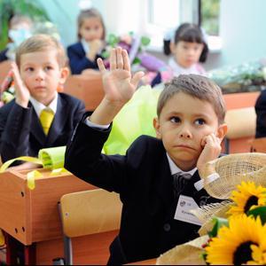 Школы Петродворца