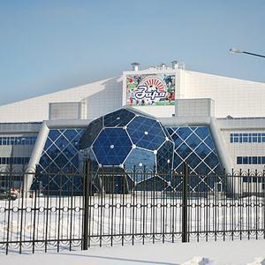 Спортивные комплексы Петродворца