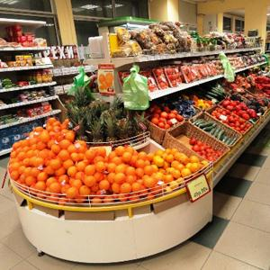 Супермаркеты Петродворца